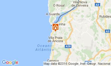 Mapa Viana do Castelo Casa de turismo rural/Casa de campo 106151