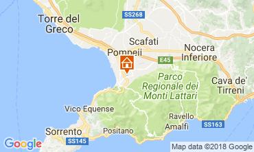 Mapa Pompeia Apartamentos 23651