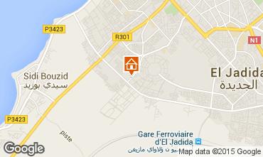 Mapa El Jadida Apartamentos 85191