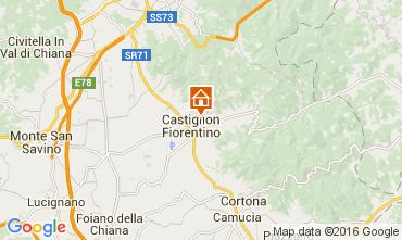 Mapa Arezzo Vivenda 11865