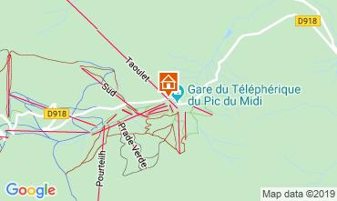 Mapa La Mongie Estúdio 102286