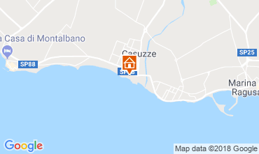 Mapa Marina di Ragusa Apartamentos 81847