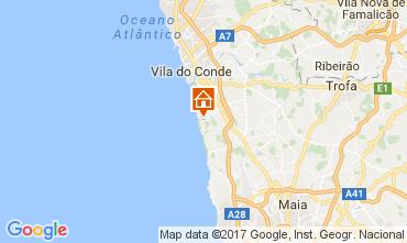 Mapa Vila do Conde Vivenda 110247