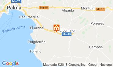 Mapa Campos Chalé 117310