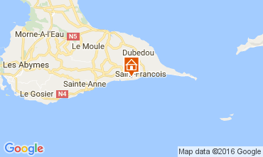 Mapa Saint Francois Vivenda 102941