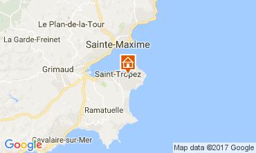 Mapa Saint Tropez Vivenda 111888