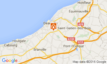 Mapa Deauville Mobil Home 7630