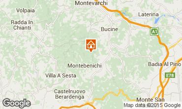 Mapa Siena Vivenda 75874