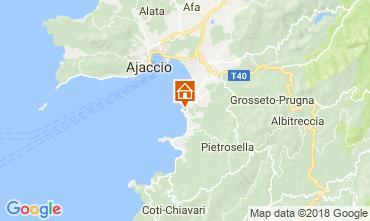 Mapa Porticcio Vivenda 113754