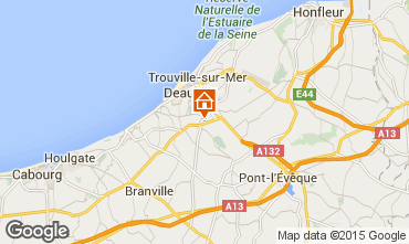Mapa Deauville Mobil Home 28922