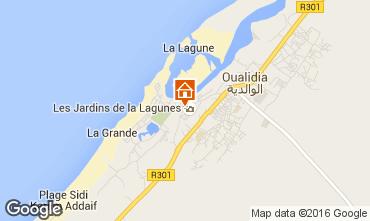 Mapa Oualidia Vivenda 65107