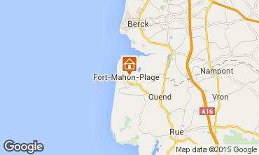 Mapa Fort Mahon Casa 82900