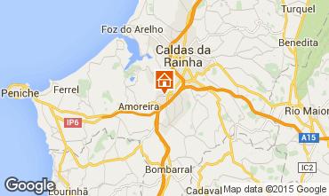 Mapa Óbidos Vivenda 85909