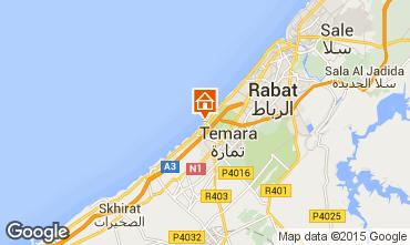 Mapa Rabat Casa 16134