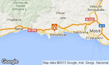 Mapa Almuñecar Apartamentos 9618