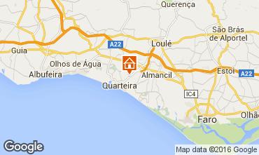 Mapa Quarteira Apartamentos 78233