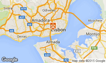 Mapa Lisboa Apartamentos 77579