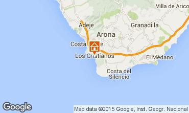 Mapa Los Cristianos Estúdio 66110