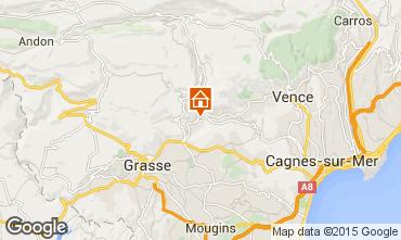 Mapa Cannes Vivenda 81732
