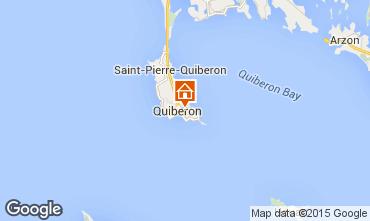 Mapa Quiberon Apartamentos 31206