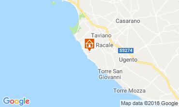 Mapa Alliste Vivenda 113895
