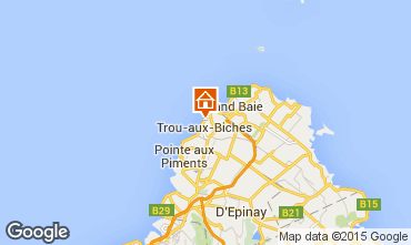 Mapa Mont Choisy Estúdio 89843